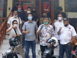 Doa Tulus Forum Wartawan Polri Iringi Neta Pane IPW Dalam Perjuangannya Melawan Covid-19