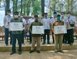 LMDH di Lumajang Terima Bantuan 60 Juta Dari Dirut Perhutani