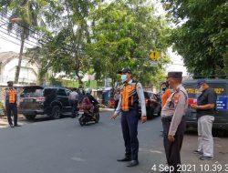 Penerapan Ganjil Genap dan PPKM Mikro DKI Jakarta